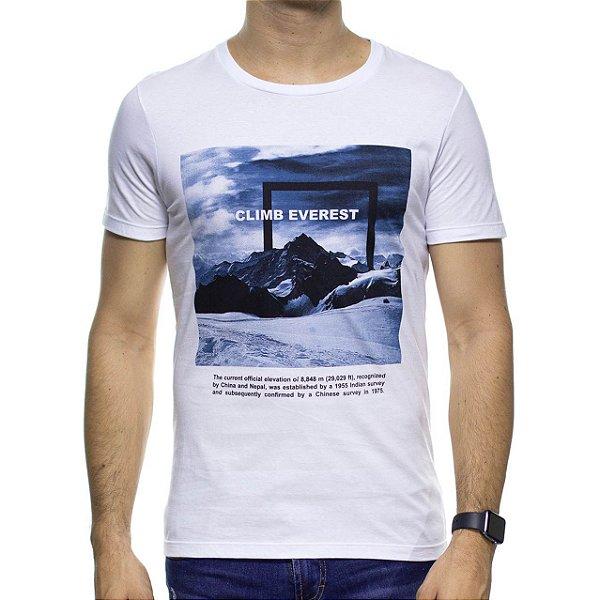 Camiseta Malha Sergio K Climb Everest