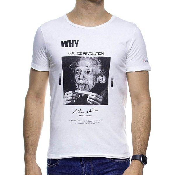 Camiseta Malha Sergio K Einsten