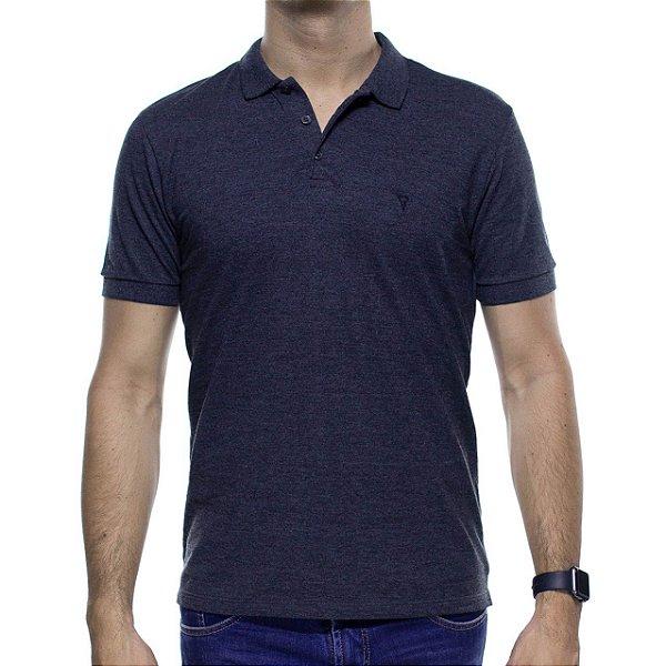 Camisa Polo VR Cinza Basica