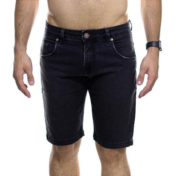 Bermuda Jeans Urbô Preta