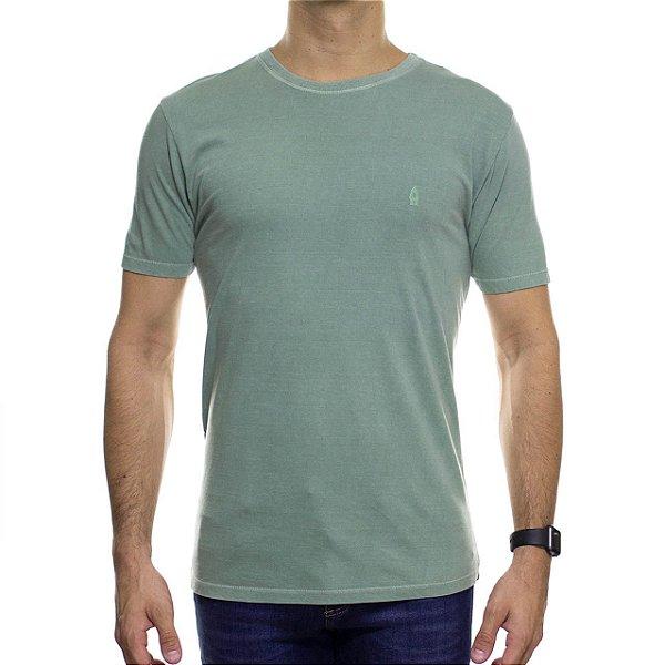 Camiseta de Malha Ankor Basica Verde