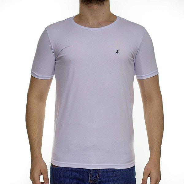 Camiseta Malha King e Joe Basica Branca