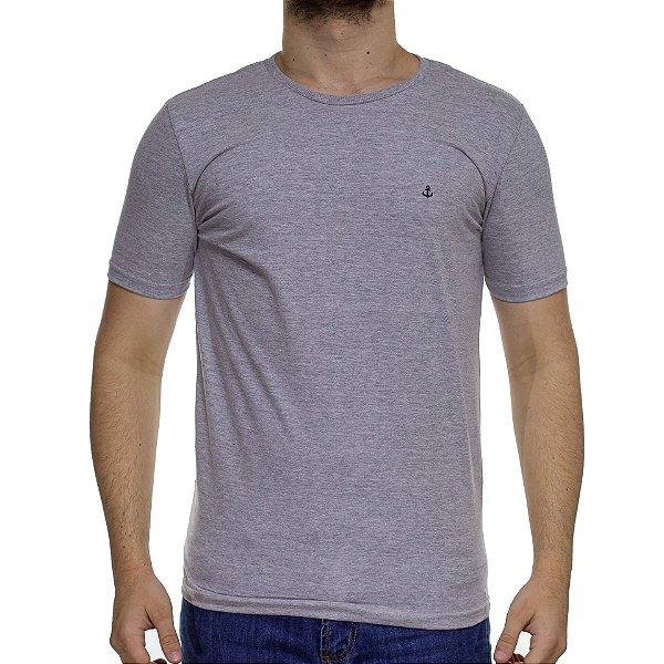 Camiseta Malha King e Joe Basica Mescla