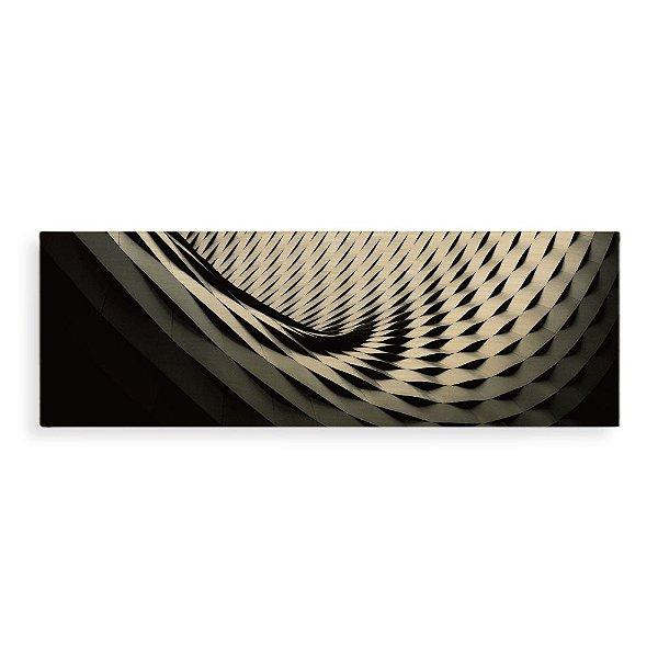 Quadro de Madeira - Geometric Shapes