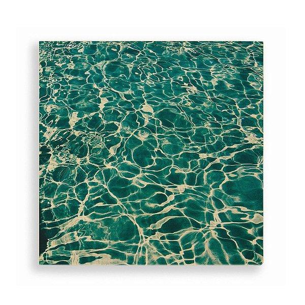 Quadro de Madeira - Pool