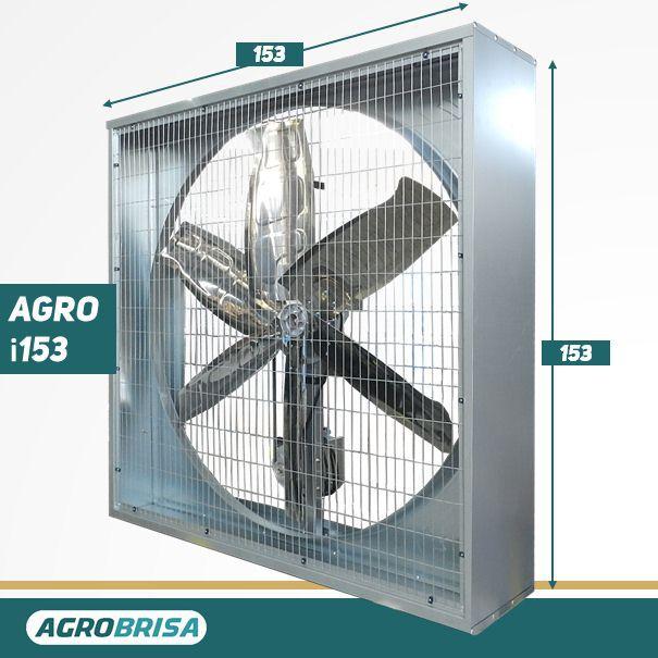 Ventilador Para Free Stall - AGRO i153
