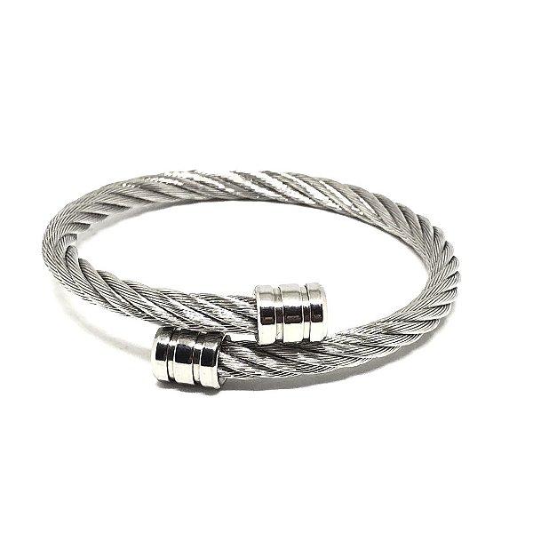 Bracelete Aço Inox