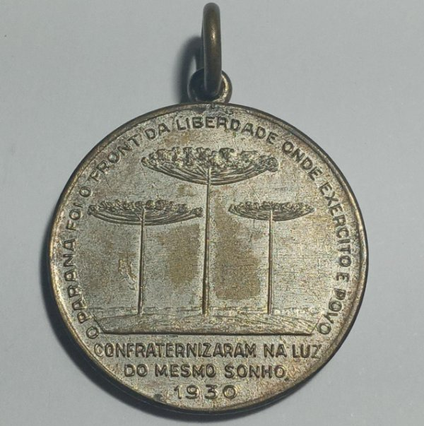 MEDALHA DA REVOLUÇÃO DE 1930 DO PARANÁ