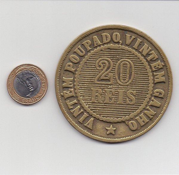 Medalha Decorativa - V Aniversário do BNH - Ano 1969 - Possível Peso de Papel