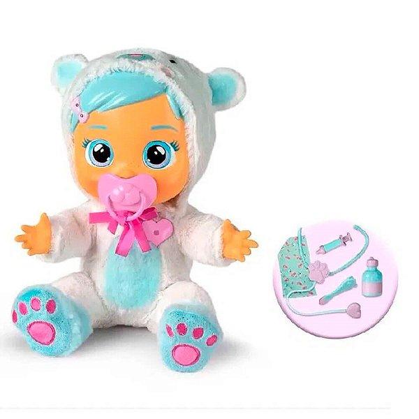 Boneca Cry Babies Kristal Original Cry Baby Cristal