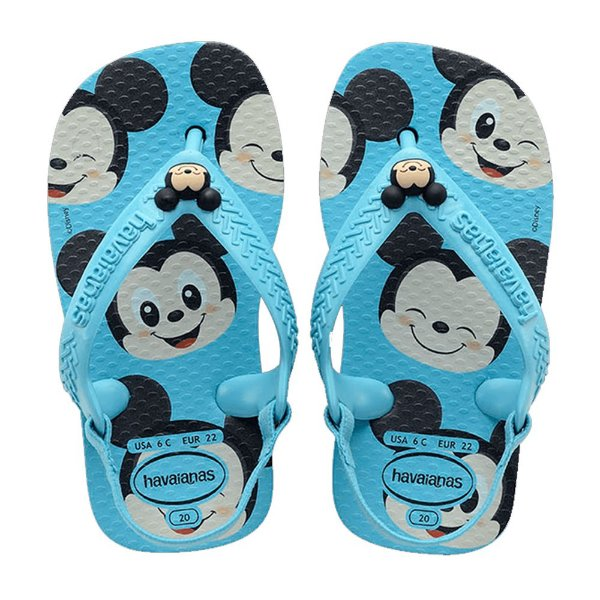 Havaianas Baby Mickey Mouse Chinelo Original Havaianas infantil