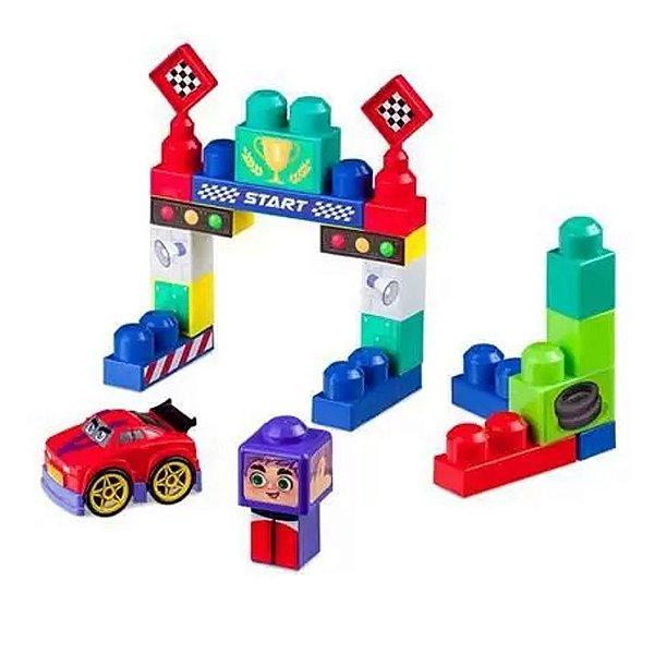 Blocos de Montar Multikids Cubic Jr City Car 35Pcs