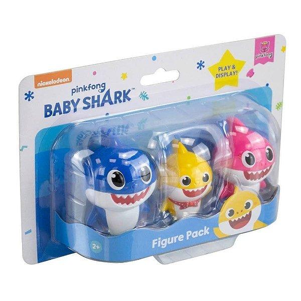 Boneco Baby Shark Brinquedo Baby Shark