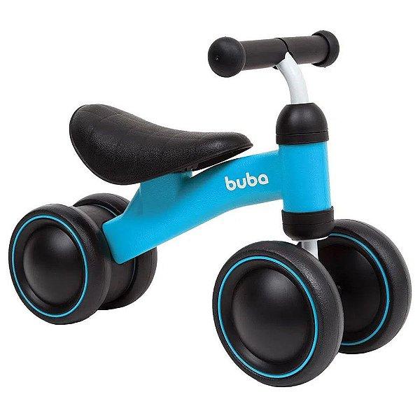Bicicleta De Equilíbrio Infantil Bicicleta Buba Azul