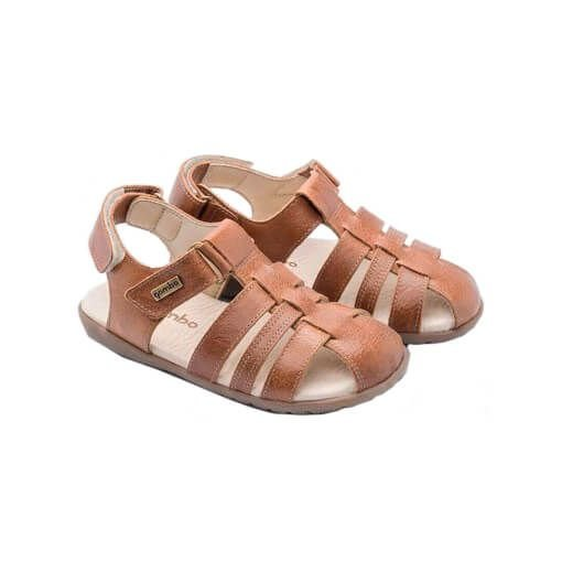 Papete infantil Gambo + 2 Velcros Couro Macio Marrakesh