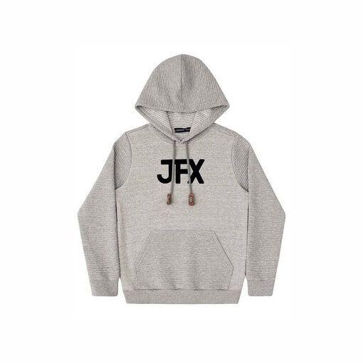 Blusa Johnny Fox Frio Infantil Moletom Flanelado Pinçada JFX
