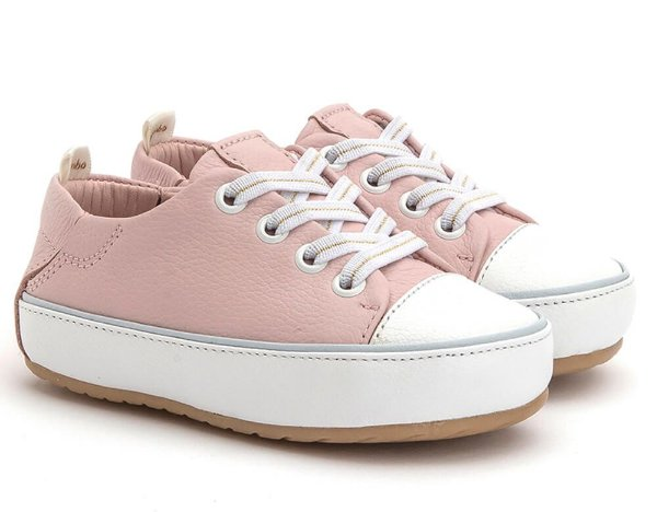 Tênis All Star Infantil Rosa Gambo