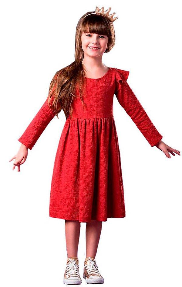 Vestido Infantil Feminino que te encante Melissa