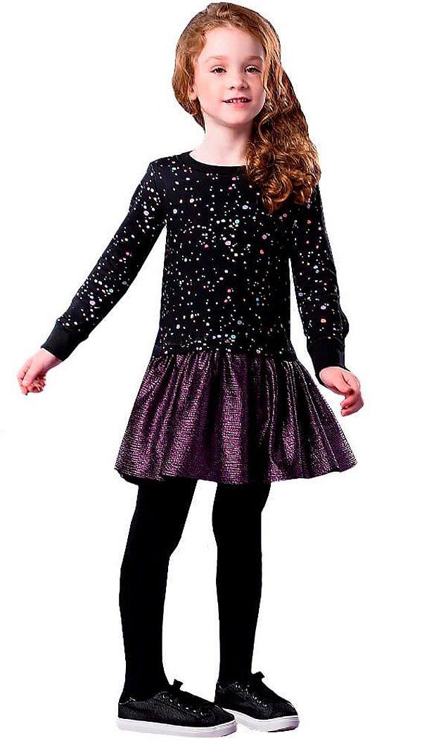 Vestido Infantil Feminino que te encante Belle