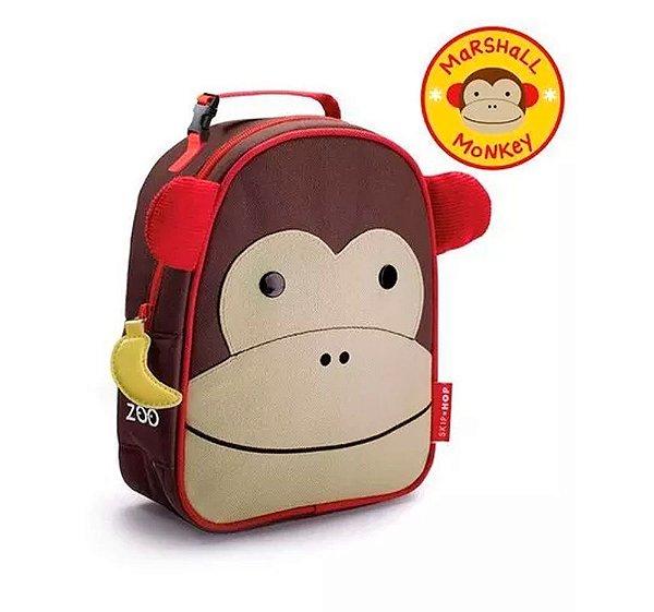 Lancheira Térmica Skip Hop Macaco Original