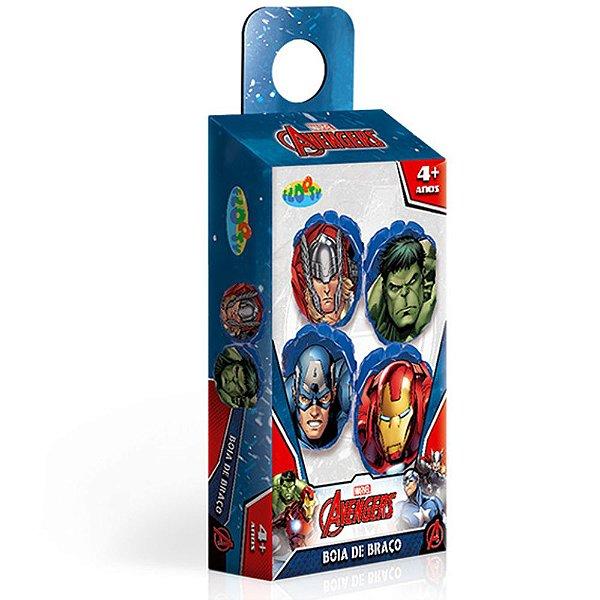 Vingadores Boia Infantil Hulk Thor Homem De Ferro C. América