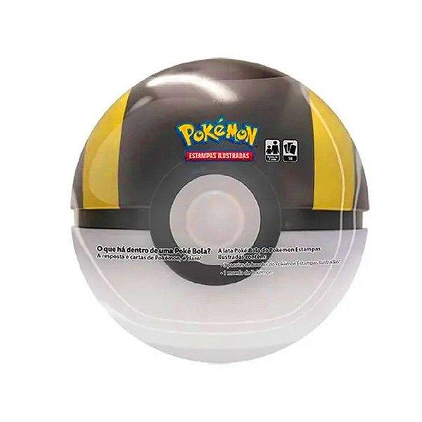 Lata Pokemon Pokebola Ultraball