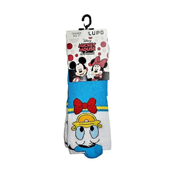 Meia Disney KU Pato Donald Lupo