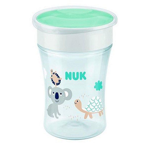 Copo 360 NUK  Magic Cup 360o NUK Evolution 230ml - Azul