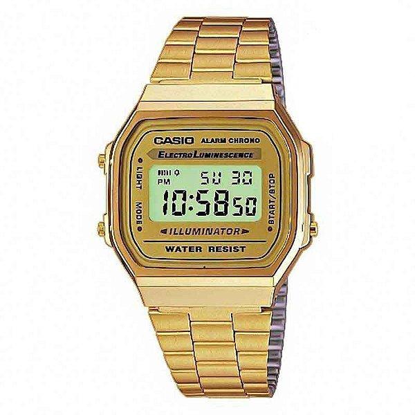 Relógio Cassio Alarm Chrono
