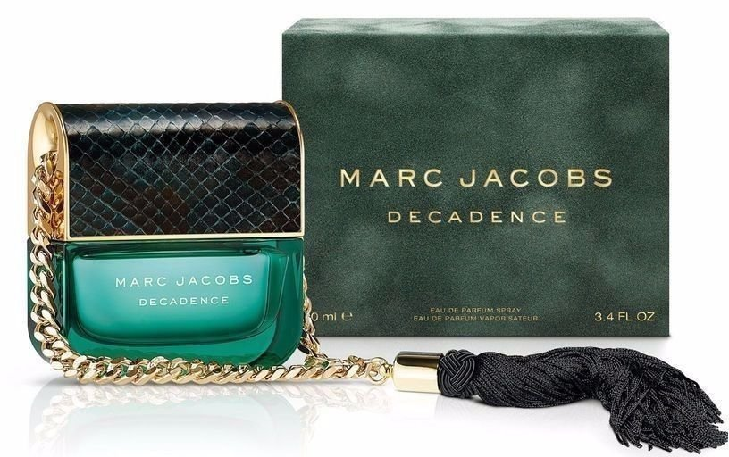 PERFUME MARC JACOBS DECADENCE EAU DE PARFUM 100ML