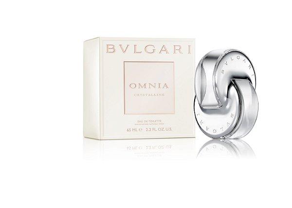 Omnia Crystalline Bvlgari Eau de Toilette - Perfume Importado Feminino 65ml