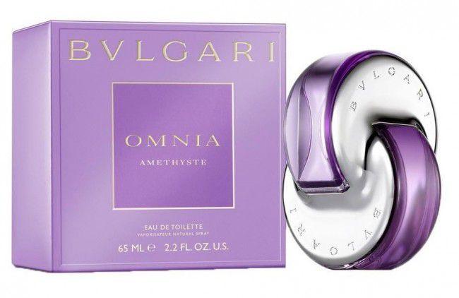 Omnia Amethyste Bvlgari Eau de Toilette - Perfume Importado Feminino 65ml
