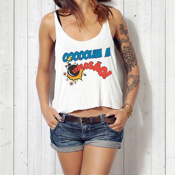 Regata T-shirt Carnaval 2018 Funk