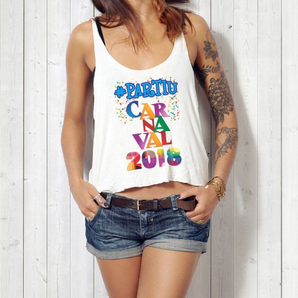 Regata T-shirt Carnaval 2018