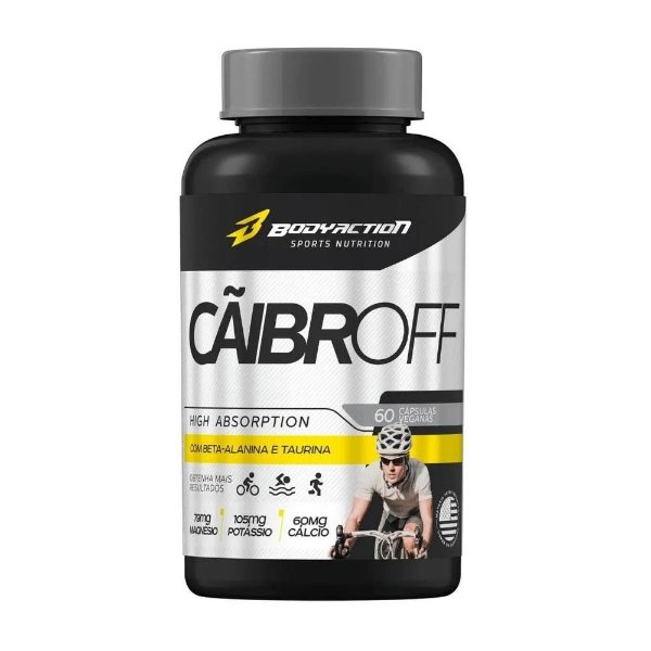 Cãibroff (60 Caps) - Body Action