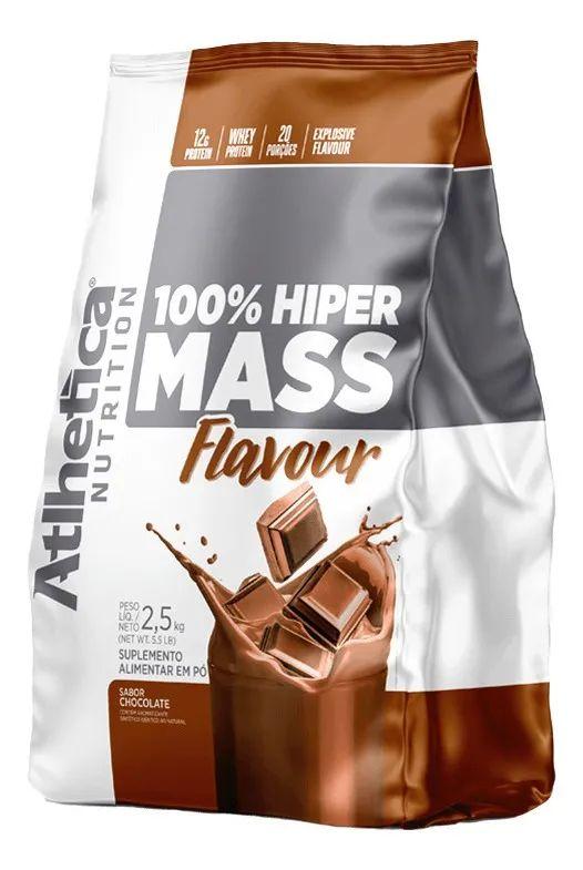 100% Hiper Mass Flavour (2,5Kg) - Atlhetica Nutrition