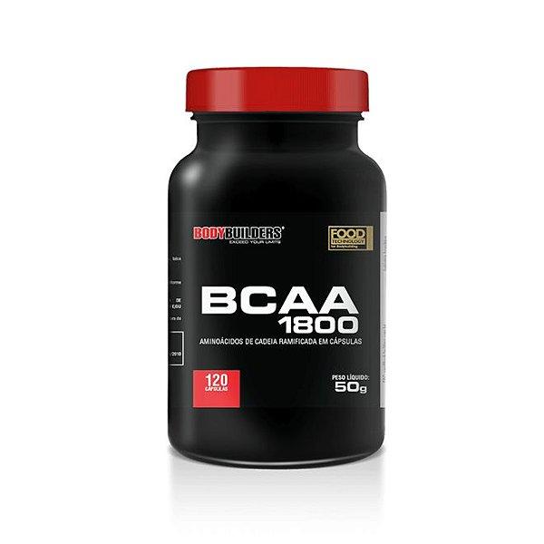 BCAA 1800 (120CAP.) BODYBUILDERS