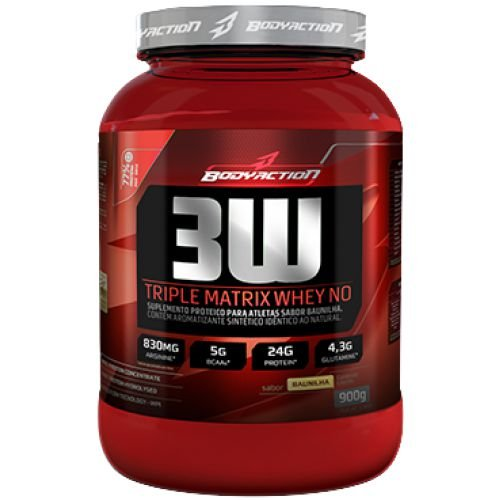 3W TRIPLE MATRIX NO (900g) - BODY ACTION