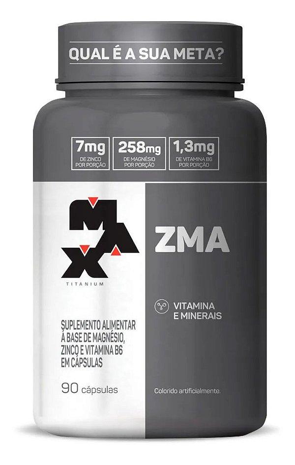 ZMA (90 cap.) Max Titanium