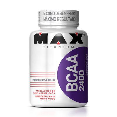 BCAA 2400 (100 caps.) Max Titanium