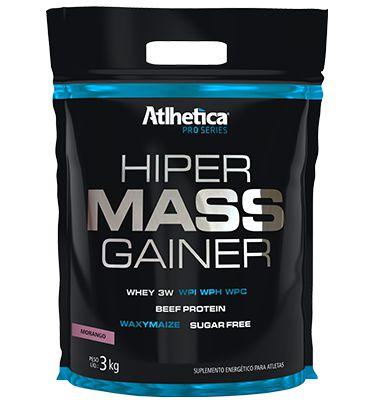 HIPER MASS GAINER (3kg) - ATLHETICA