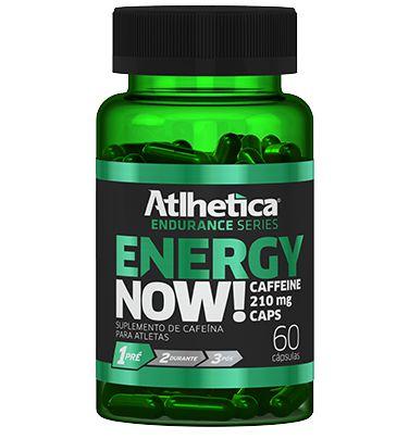 ENERGY NOW (60 cap.) - ATLHETICA