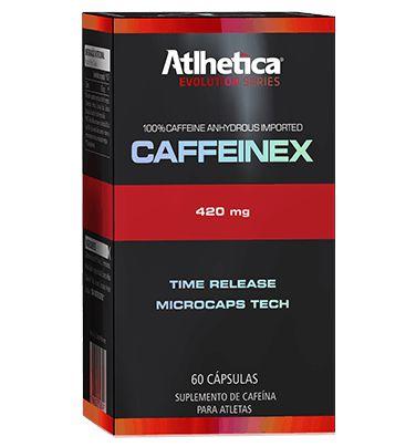 CAFFEINEX (60 caps) - ATLHETICA