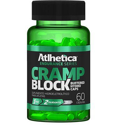 Cramp Block (60 cap) - Atlhetica