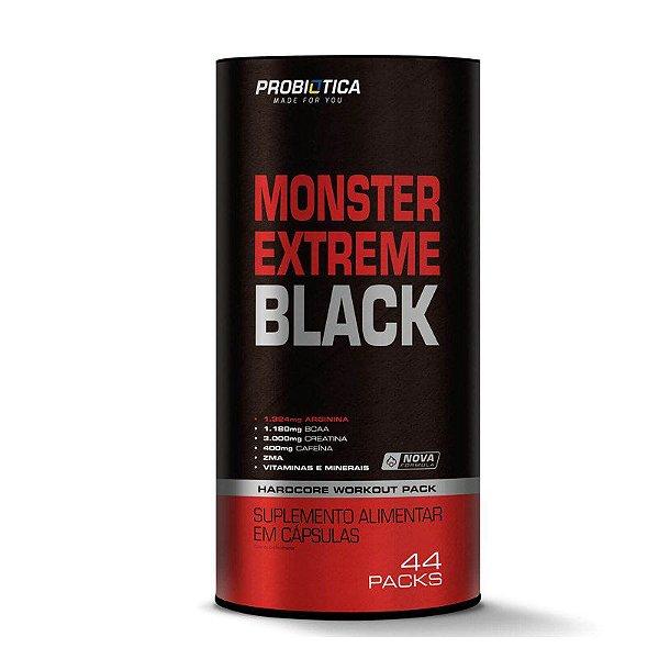 Monster Extreme Black (44 packs)- Probiótica