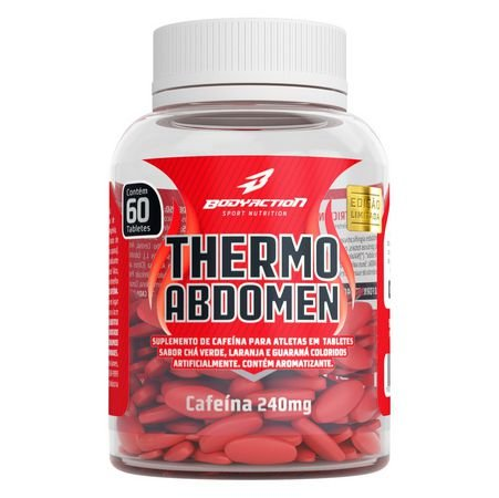 Thermo Abdomen (60 tab.) - Body Action