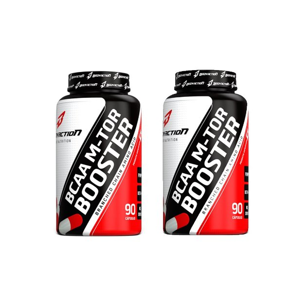 2x Bcaa M-Tor Booster (90caps.) - Body Action