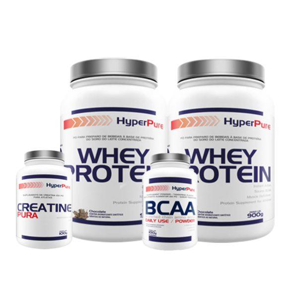 2 Whey Protein Combo - HyperPure