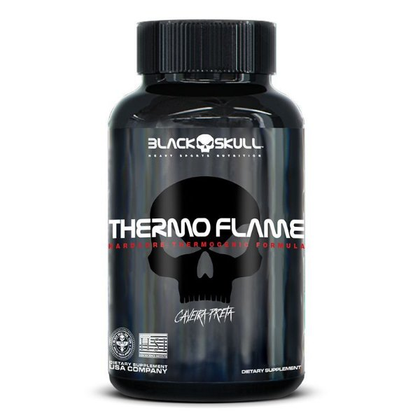 Thermo Flame (60 Tabls.) - Black Skull