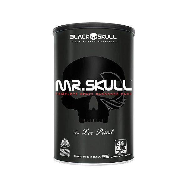 MR SKULL (44PACKS) - BLACK SKULL